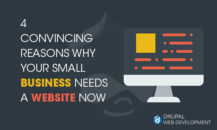 Why Your Small Business Needs a Website Now