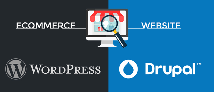 Ecommerce Sites in Drupal and WordPress
